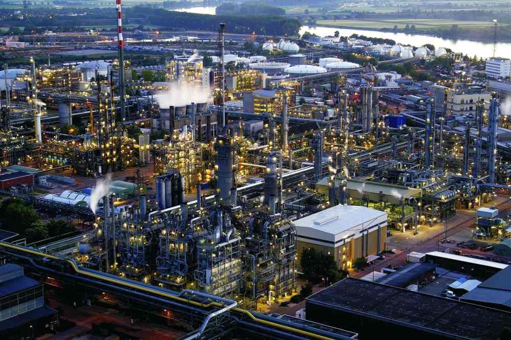 Application Field Fire Protection & Safety System_Petrochemical&Chemical